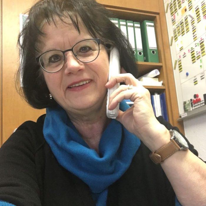 Frau Kröber