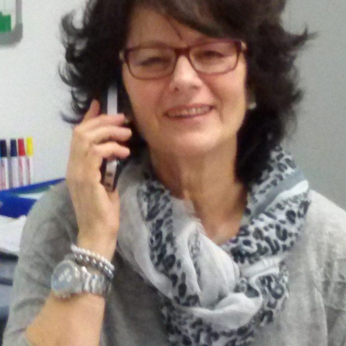 Nachhilfelehrerin Frau Zwaans